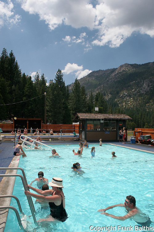 Grover Hot Springs State Park