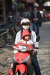 Straßenszene, Hanoi, Vietnam