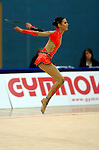 RHYTHMIC OVERALL NATIONAL CHAMPIONSHPS.FENTON MANOR STOKE..18.11.2006.<br /> <br /> Photos by Alan Edwards&copy;