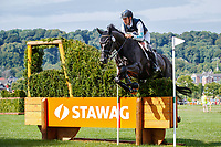 AUS-Christopher Burton rides Polystar I during the SAP Cup - CICO4*-S Nations Cup Eventing Cross Country. 2019 GER-CHIO Aachen Weltfest des Pferdesports. Saturday 20 July. Copyright Photo: Libby Law Photography