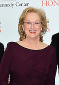 Meryl Streep  arrives for the formal Artist's Dinner honoring the recipients of the 2011 Kennedy Center Honors hosted by United States Secretary of State Hillary Rodham Clinton at the U.S. Department of State in Washington, D.C. on Saturday, December 3, 2011. The 2011 honorees are actress Meryl Streep, singer Neil Diamond, actress Barbara Cook, musician Yo-Yo Ma, and musician Sonny Rollins..Credit: Ron Sachs / CNP