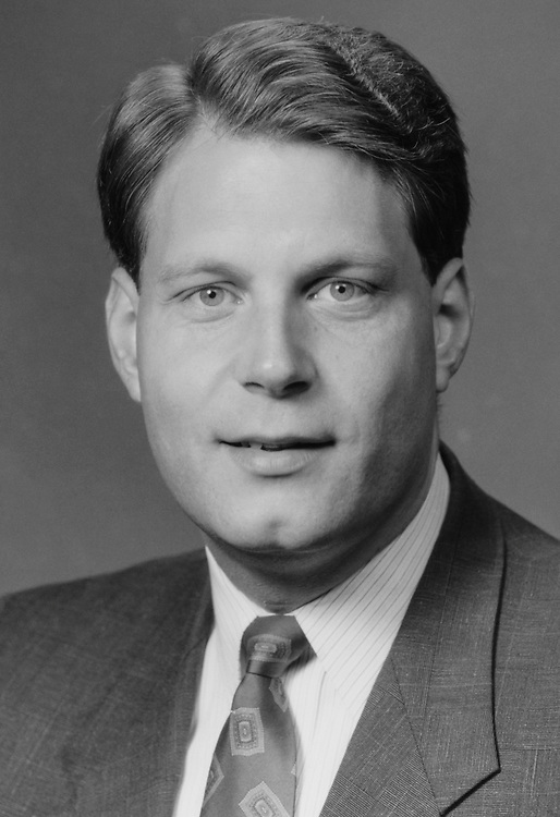 Close-up of Rep. Peter G. Torkildsen, R-Mass., in 1994. (Photo by CQ Roll Call)