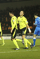 St Mirren v Queen of the South Scottish Cup 101213