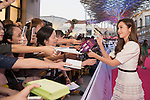 Jessica Jung during the Red Carpet event at the World Celebrity Pro-Am 2016 Mission Hills China Golf Tournament on 20 October 2016, in Haikou, China. Photo by Weixiang Lim / Power Sport Images