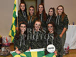 The Barrettes who took part in the Naomh Fionnbarra / St Annes Lip Sync in City North hotel. Photo:Colin Bell/pressphotos.ie