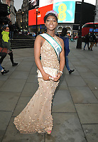 Ophelia Charles at the Black Magic Awards 2019, The Criterion Theatre, Piccadilly Circus, London, England, UK, on Monday 10th June 2019.<br /> CAP/CAN<br /> ©CAN/Capital Pictures