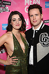 Barrett Wilbert Weed and Grey Henson attends the Broadway Opening Night After Party for 'Mean Girls' at Tao on April 8, 2018 in New York City.