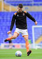 Blackpool's Ryan Hardie during the pre-match warm-up<br /> <br /> Photographer Chris Vaughan/CameraSport<br /> <br /> The EFL Sky Bet League One - Coventry City v Blackpool - Saturday 7th September 2019 - St Andrew's - Birmingham<br /> <br /> World Copyright © 2019 CameraSport. All rights reserved. 43 Linden Ave. Countesthorpe. Leicester. England. LE8 5PG - Tel: +44 (0) 116 277 4147 - admin@camerasport.com - www.camerasport.com