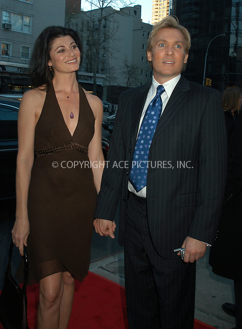 WWW.ACEPIXS.COM . . . . . ....NEW YORK, APRIL 13, 2005....Sam Champion at the 'Ring of Fire the Emile Griffith Story' premiere held at the Beekman Theater.....Please byline: KRISTIN CALLAHAN - ACE PICTURES.. . . . . . ..Ace Pictures, Inc:  ..Craig Ashby (212) 243-8787..e-mail: picturedesk@acepixs.com..web: http://www.acepixs.com