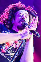 The Counting Crows perform at The Stone Pony in Asbury Park, New Jersey on June 9, 2012. Credit: Kristen Driscoll/MediaPunch Inc. NORTEPHOTO.COM