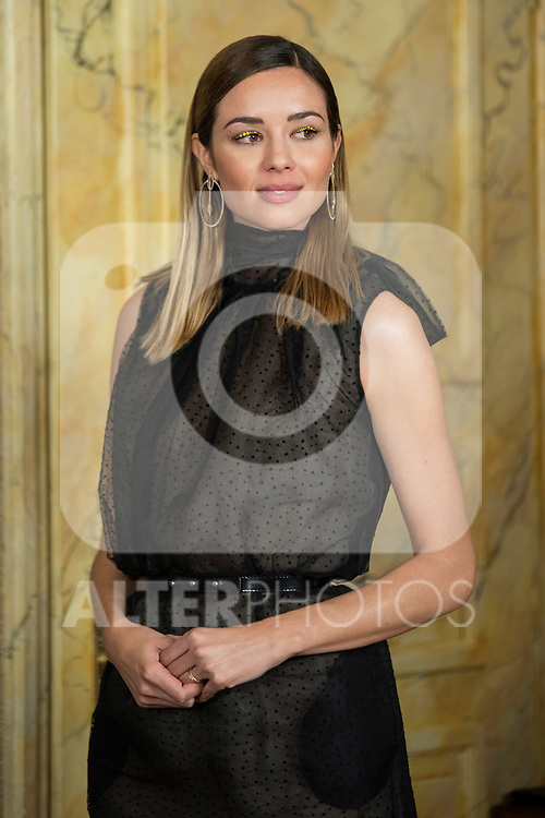 Dafne Fernandez In the premiere of the project to celebrate the 150th anniversary of Moet Imperial<br />  Madrid, Spain. <br /> November 19, 2019. <br /> (ALTERPHOTOS/David Jar)