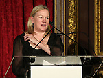 "Kathleen Marshall during The ""Mr. Abbott"" Award 2019 Presentation at The Metropolitan Club on 3/25/2019 in New York City."