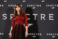 Monica Bellucci<br /> Roma 27-10-2015 Hotel St Regis. 007 Spectre Photocall.<br /> Photo Samantha Zucchi Insidefoto