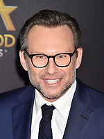 BEVERLY HILLS, CA - NOVEMBER 04: Christian Slater arrives at the 22nd Annual Hollywood Film Awards at the Beverly Hilton Hotel on November 4, 2018 in Beverly Hills, California.<br /> CAP/ROT/TM<br /> &copy;TM/ROT/Capital Pictures