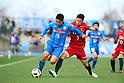 Soccer: 2018 J.League Pre-season Ibaraki Soccer Festival 2018: Mito HollyHock 3-4 Kashima Antlers