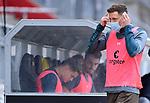 nph00001  James Lawrence (St. Pauli) mit Mundschutz<br /> Hamburg, 17.05.2020, Fussball 2. Bundesliga, FC St. Pauli - 1. FC Nuernberg <br /> <br /> Foto: Tim Groothuis/Witters/Pool//via Kokenge/nordphoto