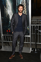 Jim Sturgess at the premiere for &quot;Geostorm&quot; at TCL Chinese Theatre, Hollywood. Los Angeles, USA 16 October  2017<br /> Picture: Paul Smith/Featureflash/SilverHub 0208 004 5359 sales@silverhubmedia.com