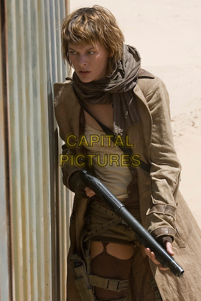 MILLA JOVOVICH.in Resident Evil: Extinction .*Filmstill - Editorial Use Only*.CAP/FB.Supplied by Capital Pictures.