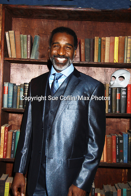 """All My Children Norm Lewis stars as """"Porgy"""" in The Gershwins' Porgy and Bess on Opening Night - January 12, 1212 at the Richard Rogers Theatre, New York City, New York.  (Photo by Sue Coflin/Max Photos)"""