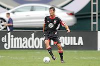 D.C. United defender Emiliano Dudar (19) D.C. United tied The Philadelphia Union 1-1 at RFK Stadium, Saturday August 19, 2012.
