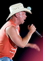 Country music superstar Kenny Chesney (cq) performs during his Sun City Carnival Tour at Pizza Hut Park in Frisco, Texas, Saturday, May 2, 2009. ..MATT NAGER/ SPECIAL CONTRIBUTOR