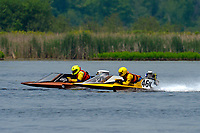 XI, 46-V   (Outboard Hydroplanes)