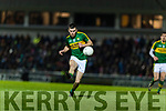 Kevin McCarthy Kerry in action against  Dublin in the National League in Austin Stack park on Saturday night.