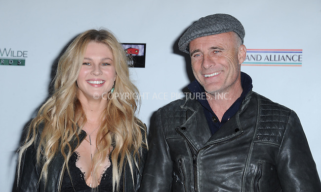 WWW.ACEPIXS.COM<br /> <br /> February 19 2015, LA<br /> <br /> Tim Murphy and Caitlin Manley arriving at the US-Ireland Alliance Pre-Academy Awards event at Bad Robot on February 19, 2015 in Santa Monica, California. <br /> <br /> <br /> By Line: Peter West/ACE Pictures<br /> <br /> <br /> ACE Pictures, Inc.<br /> tel: 646 769 0430<br /> Email: info@acepixs.com<br /> www.acepixs.com