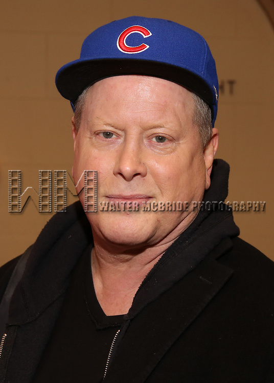 """Darrell Hammond attends the closing Night performance reception for Encores! """"Call Me Madam"""" at City Center on February 10, 2019 in New York City."""
