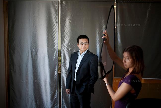 Henry Nguyen, CEO of IDG Ventures Vietnam..Kevin German / LUCEO