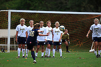 Notre Dame @ Pittsburg University, October 4th, 2009 WSOC.
