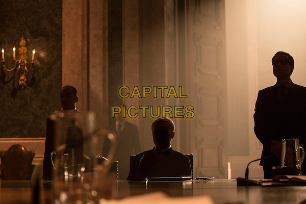 Christoph Waltz <br /> in Spectre (2015) <br /> *Filmstill - Editorial Use Only*<br /> CAP/FB<br /> Image supplied by Capital Pictures