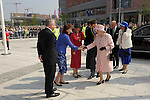 Echo Arena Liverpool - Royal Visit