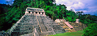 Palenque Archaeological Site, Chiapas, Mexico