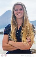 49er FX USA Paris Henken <br /> 2016 Olympic Games <br /> Rio de Janeiro