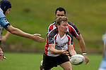 Kane Hancy. Air New Zealand Cup pre-season rugby game between the Counties Manukau Steelers & Northland, played at Growers Stadium on July 21st, 2007. Counties Manukau won 28 - 17.
