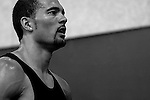 June 2005:  Marcus Henry, Heavyweight, training at the U.S. Olympic Training Center, Colorado Springs, CO.