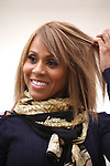 Deborah Cox performing during the North American Premiere presentation of 'The Bodyguard' at The New 42nd Street Studios on November 10, 2016 in New York City.