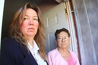 Griselda Rodr'guez ValdŽs  vive hoy en d'a una profunda angustia por la delicada salud de su madre Arcelia ValdŽs Duarte que necesita de intervenci—n quirœrgica del coraz—n para tener mejor calidad de vida