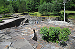 at the OPUS 40 Sculpture Park, in the Town of Saugerties, NY, on Sunday, July 10, 2016. Photo by Jim Peppler. Copyright Jim Peppler 2016.