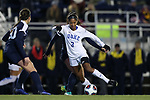 DURHAM, NC - NOVEMBER 11: Duke's Imani Dorsey. The Duke University Blue Devils hosted the UNCG Spartans on November 11, 2017 at Koskinen Stadium in Durham, NC in an NCAA Division I Women's Soccer Tournament First Round game. Duke won the game 1-0.