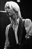 TOM PETTY, LIVE, 1980, NEIL ZLOZOWER