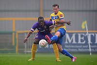 Romford vs Slough Town 01-11-15