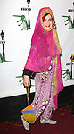"""Kate Pierson  attending Bette Midler's New York Restoration Project's Annual """"Hulaween in the Big Easy"""" at  the Waldorf Astoria on October 31, 2013  in New York City."""