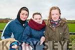Ballyduff Coursing : Attending the Ballyduff coursing on Sunday last were Melissa & Aoife Allen & Molly Murphy, Ballyduff.