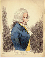 BNPS.co.uk (01202 558833)<br /> Pic: JanBondeson/BNPS<br /> <br /> Rhynwick Williams drawn by James Gillray.<br /> <br /> A historian has shed new light on a little-known predator who terrorised London's streets a century before Jack the Ripper.<br /> <br /> The despicable culprit - dubbed The Monster - targeted well dressed young women by stabbing them in the thigh or buttocks.<br /> <br /> His reign of terror lasted for the first half of 1790, with him clocking up six victims on a single day. Other women were kicked from behind with spikes fastened to his knees, while some were stabbed in the nose by a spike hidden in a bouquet they were invited to smell.<br /> <br /> By the time The Monster was finally apprehended, his tally of traumatised victims was over 50. He was unmasked as disgraced Welsh ballet dancer Rhynwick Williams, who was kicked out of the theatre after committing theft and descended into the capital's seedy underworld.<br /> <br /> Historian Dr Jan Bondeson has written about him in his book 'The London Monster: Terror on the Streets', and also contributed to an upcoming film on the sinister episode.