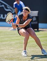 Netherlands, Rosmalen , June 10, 2015, Tennis, Topshelf Open, Autotron, Kidsday, Michaélla Krajicek (NED)<br /> Photo: Tennisimages/Henk Koster