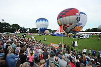 BALLONVAREN: JOURE: 26-07-2017, Ballonfeesten Joure, ©foto Martin de Jong