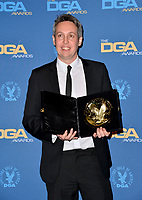 LOS ANGELES, CA. February 02, 2019: Tim Wardle at the 71st Annual Directors Guild of America Awards at the Ray Dolby Ballroom.<br /> Picture: Paul Smith/Featureflash