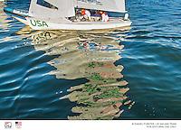 470W USA Annie Haeger USAAH34 Briana Provancha USABP9<br /> <br /> 2016 Olympic Games <br /> Rio de Janeiro